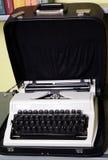 maszynowy pisać na maszynie obrazy stock