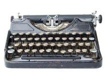 maszynowy pisać na maszynie Zdjęcia Stock