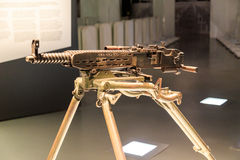 Maszynowy pistolet Obrazy Royalty Free