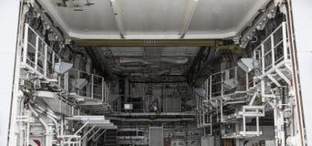 Maszynowy pokój Obraz Stock