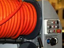 Maszynowy Samochodowy obmycie Zdjęcie Royalty Free