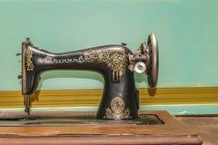 maszynowy stary szwalny rocznik Obraz Royalty Free