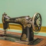 maszynowy stary szwalny rocznik Obrazy Royalty Free