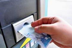 maszynowy vending fotografia royalty free