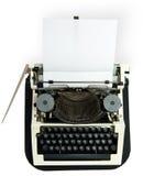 maszyny do pisania Zdjęcie Stock