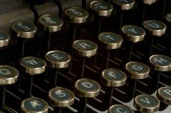 maszyny do pisania roczne Obrazy Royalty Free