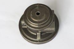 Matéria prima para o alojamento de rolamento do carregador do turbocompressor feito pelo ferro c Fotografia de Stock