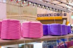 Matéria têxtil Imagem de Stock