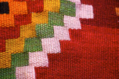 Matéria têxtil Foto de Stock