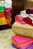Matéria têxtil Imagem de Stock Royalty Free