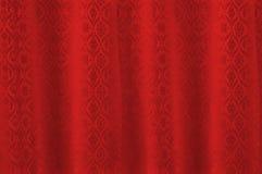 Matéria têxtil antiga Fotografia de Stock Royalty Free
