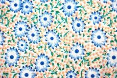 Matéria têxtil antiga Foto de Stock