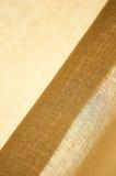 Matéria têxtil bege Imagem de Stock