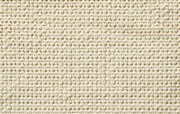 Matéria têxtil branca Imagem de Stock
