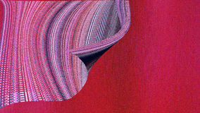 Matéria têxtil colorida Foto de Stock