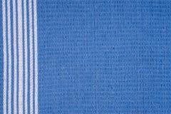 Matéria têxtil colorida do favo de mel Imagem de Stock