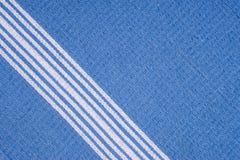 Matéria têxtil colorida do favo de mel Fotos de Stock Royalty Free