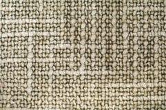 Matéria têxtil da tela como o fundo Fotografia de Stock Royalty Free