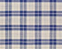 Matéria têxtil do teste padrão da manta fotos de stock