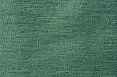 Matéria têxtil do verde verde-oliva Imagem de Stock Royalty Free