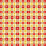 A matéria têxtil que o projeto sem emenda do teste padrão para equipa veste Imagem de Stock Royalty Free