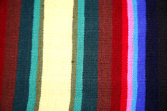 Matéria têxtil tecida Fotografia de Stock Royalty Free