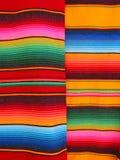 Matéria têxtil tradicional Fotografia de Stock Royalty Free