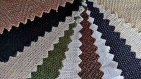 Matérias têxteis do cânhamo Foto de Stock Royalty Free
