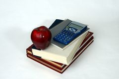 Matériau éducatif Image libre de droits