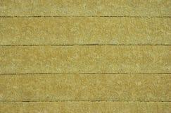 Matériau d'isolation thermique Photo libre de droits