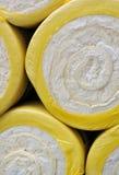Matériau d'isolation thermique Image libre de droits