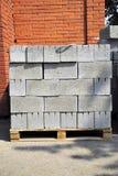 Matériau de construction Photo stock