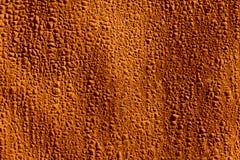 Matériau de construction protecteur rouge Photo stock