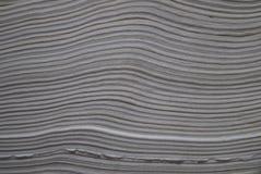 Matériau de papier Photo stock