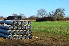 Matériaux de chantier de construction Photo stock