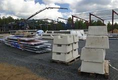 Matériaux de construction images stock