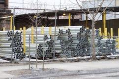 Matériaux de construction Image stock