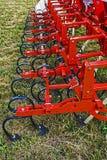 Matériel agricole. Groupe 9 Image libre de droits