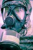 Matériel chimique de protection Image libre de droits