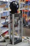 matériel d'impression 3D images stock