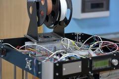 matériel d'impression 3D photos libres de droits