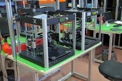 matériel d'impression 3D image stock
