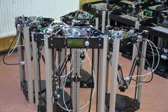 matériel d'impression 3D photo libre de droits