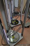 matériel d'impression 3D photos stock