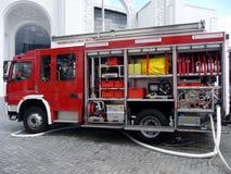 Matériel d'incendie Photos stock