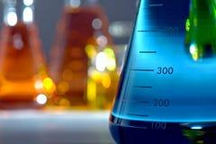 Matériel dans le laboratoire de recherches de la Science Photo libre de droits