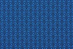 Matériel dans les modèles géométriques, fond. Photo stock