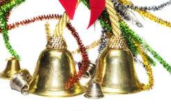 Matériel de décoration de Noël Photo stock