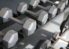 Matériel de gymnastique Image stock