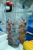 Matériel de laboratoire Image stock